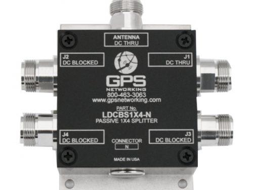 4-fach Antennensplitter LDCBS1X4